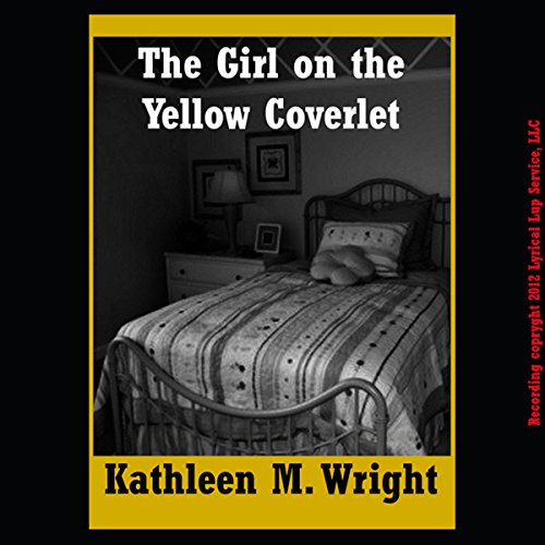 The Girl on the Yellow Coverlet cover art