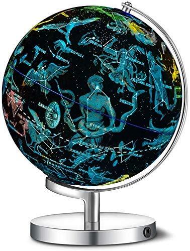 FMOGE Globe terrestre avec Constellations illuminées 12,59\