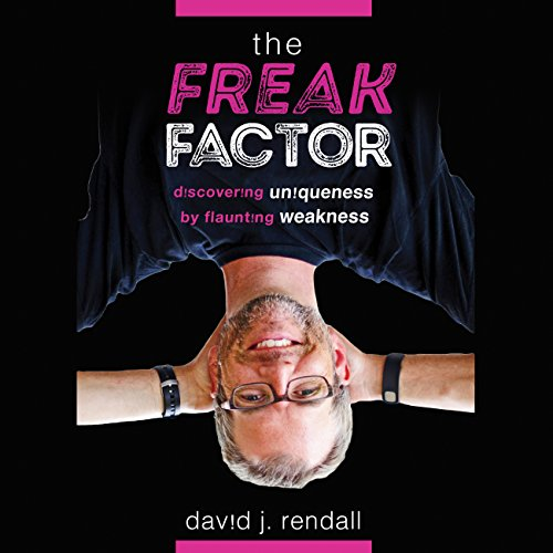 The Freak Factor audiobook cover art