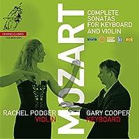 Mozart: Complete Violin Sonatas by Rachel Podger
