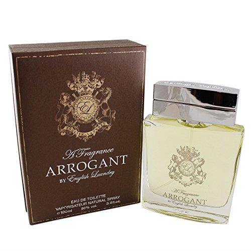 Arrogant by English Laundry Eau De Toilette Spray 3.4 oz / 100 ml (Men)