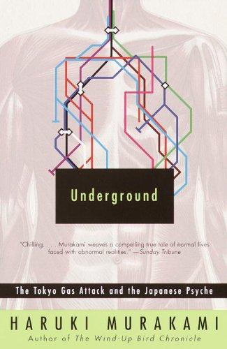 『Underground』のカバーアート