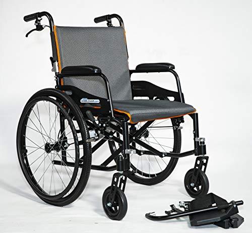 Featherweight Wheelchair® in Matte Black