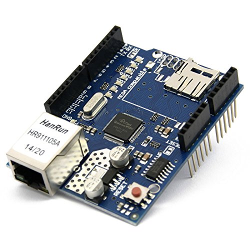 Amazon.de - Ethernet Shield W5100 (Compatible with Arduino UNO and Mega 2560)