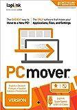 Laplink PCmover Professional 11 | Mueve todas los Programas, Archivos y Configuraciones de una PC vieja a una PC nueva | Incluye cable USB 3.0 SuperSpeed opcional | 1 Uso