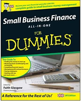 Small Business Finance All-in-One For Dummies (For Dummies) (Paperback) - Common