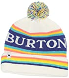 Burton Kids Trope Beanie, Stout White, One Size