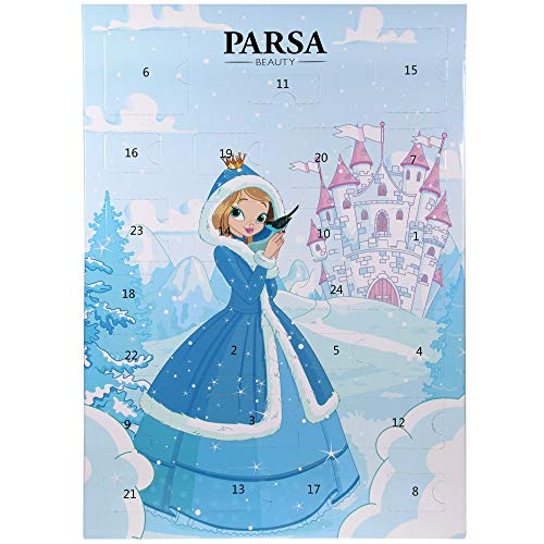 PARSA Beauty Calendario dell'Avvento 2020 per bambine