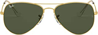 Rb3044 Small Metal Aviator Sunglasses