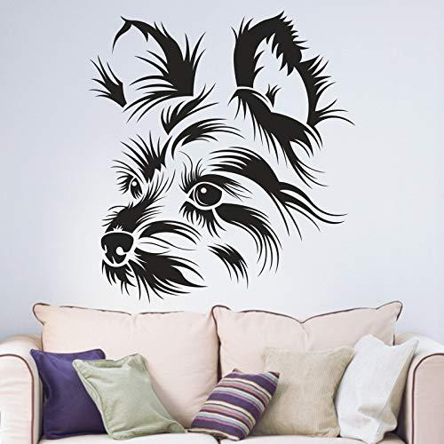 Tianpengyuanshuai wandtattoo, vinyl, woonkamer, slaapkamer, hal, wandbehang, voor decoratie van het huis