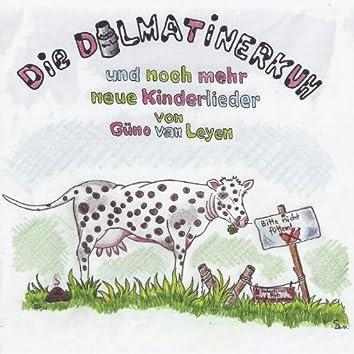 Die Dalmatinerkuh
