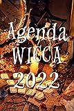 Agenda Wicca 2022: Planning / Calendrier Sorcier-Wicca