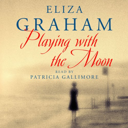 Playing with the Moon audiobook cover art