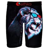 Ethika Mens Staple Boxer Briefs   King of 3D (Assorted, X-Large)