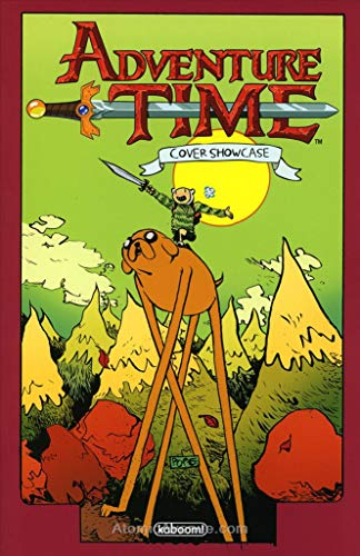 Adventure Time Cover Showcase #1 VF/NM ; Boom! comic book