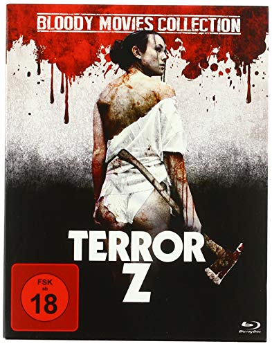 Terror Z - Bloody Movies Collection, Uncut [Blu-ray]