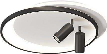 Traploos dimmende LED-plafondverlichting met schijnwerper, Scandinavische moderne acrylbinnenverlichting Creatieve LED-pla...