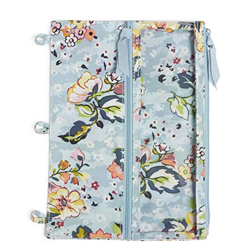 Vera Bradley Women's Pencil Case, Floating Garden