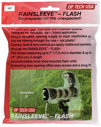 OP/TECH USA Rainsleeve copertura antipioggia per...