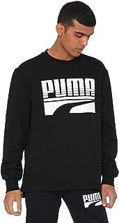 Puma Men's Track Jacket (58053701 Black_Large)