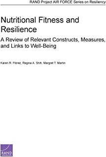 Nutritional Fitness and Resilience: A Review of Relevant Constructs, Measures, and Links to Well-Being