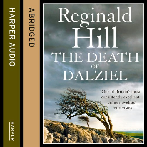 The Death of Dalziel audiobook cover art