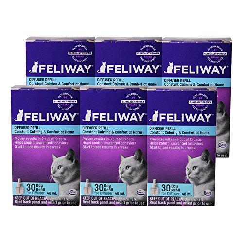 Feliway Plug-In Diffuser Refill