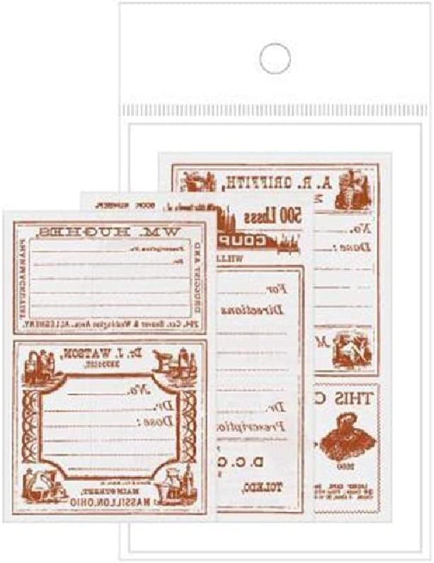 Horoshop Cash special price 45 Sheets Vintage Scrapbook Note Fort Worth Mall Decorative Paper Stati