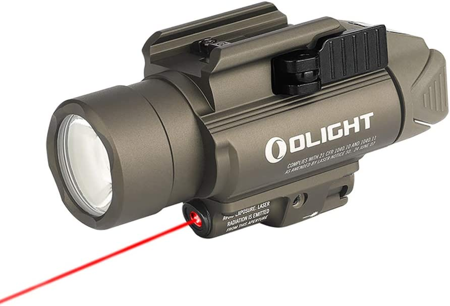 OLIGHT Baldr Laser with 1120 Lumens