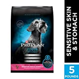 Purina Pro Plan Sensitive Stomach Small Breed Dry Dog Food, FOCUS Sensitive Skin & Stomach Salmon - 5 lb. Bag