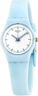 Swatch Clearsky White Dial Ladies Watch LL119