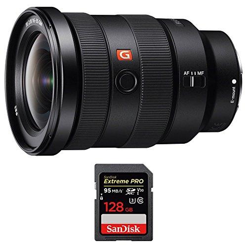 Sony (SEL1635GM FE 16-35mm F2.8 GM Wide-Angle Zoom Lens Full-Frame E-Mount Cameras...