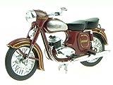 NN Jawa 354-04 DDR Ostalgie Motorrad Modell Atlas 1:24