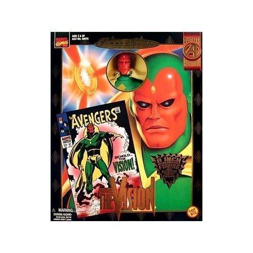 Marvel Comics Famous Covers Vision Action Figure