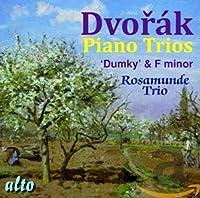 Piano Trios in F Minor & E Mino