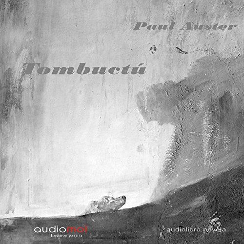 Tombuctú audiobook cover art