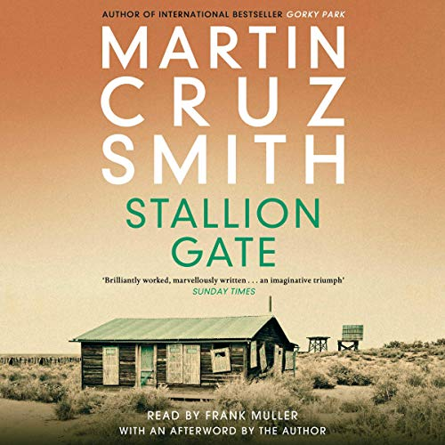 Couverture de Stallion Gate