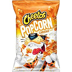 Cheetos Popcorn, Cheddar, 7 oz Bag