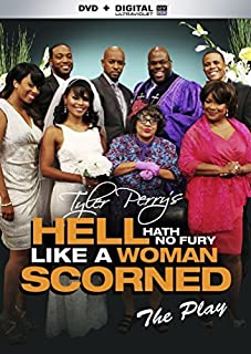 Tyler Perry's Hell Hath No Fury Like A Woman Scorned [DVD + Digital] by Tyler Perry