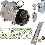 Scion tC A/C Compressors & Components - A/C Compressor & Component Kit OMNIPARTS 25071157