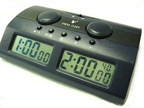 Master Tournament Digital Chess Clock/ Timer by LEAP by LEAP
