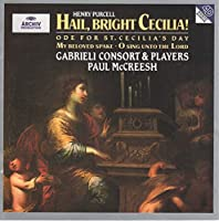 Purcell;Ode for St Cecilia's D