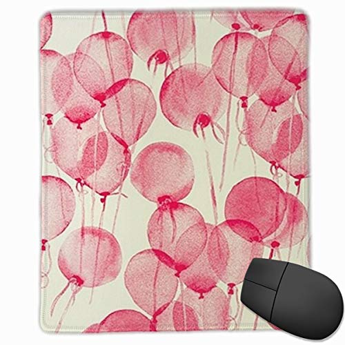 Polaroid Painting Balloon Mouse Pads are Used in Laptops, Desktop Computers, Office Supplies
