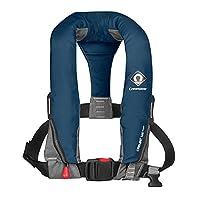 Crewsaver Crewfit Sport 165N Auto (Non-Harness) Lifejacket - Navy Grey