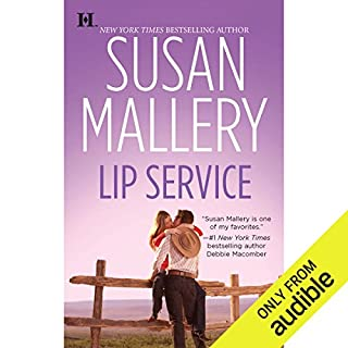Lip Service audiobook cover art