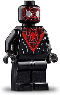 LEGO Super Heroes: Miles Morales - Black Spider Suit - 2019 minifig