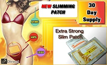 30 x Extra Strong Slimming Patches with Natural Ingredients Estimated Price : £ 6,99
