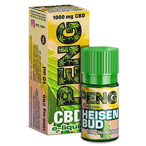 Premium CBD Liquid | E Liquid ohne...