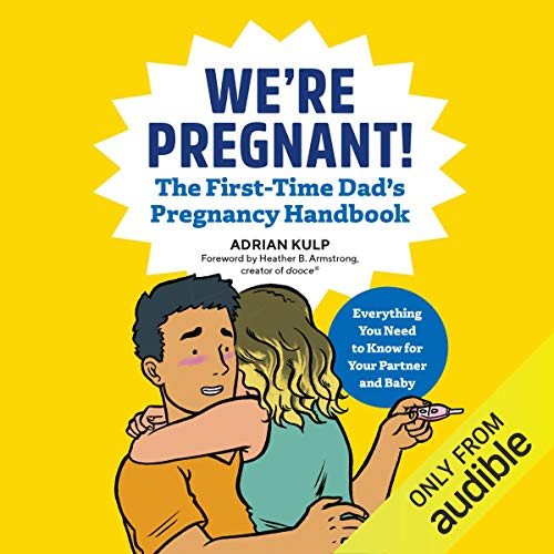 Page de couverture de We're Pregnant!
