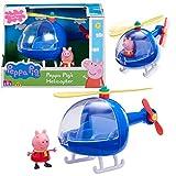 Peppa Schwein Peppa's Blue Helicopter Playset